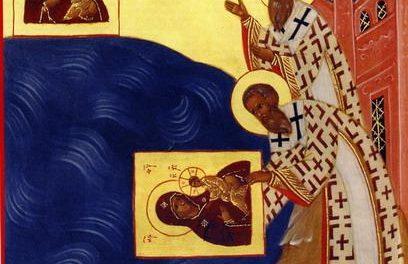 Sfinții Ierarhi Gherman și Nichifor Mărturisitorul, Patriarhi ai Constantinopolului – sfătuire pentru ortodocși de a fugi de părtășia cu cei căzuți înerezie