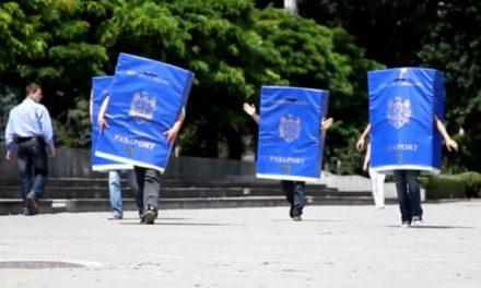 UN MILION de cetățeni din Basarabia au acceptat PAȘAPOARTE BIOMETRICE pentru a circula liber în UE