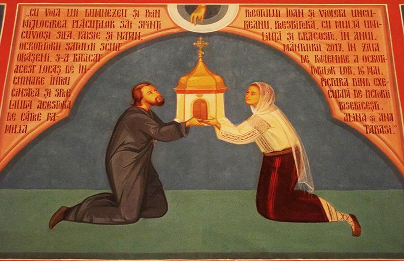 Mitropolia Moldovei şi Bucovinei și-ar dori să-l judece pe Pr. Ioan Ungureanu de ziua Sfântului Sila, patronul Schitului Orășeni. Regulamentul instanțelor interzice judecata în zi de sărbătoare