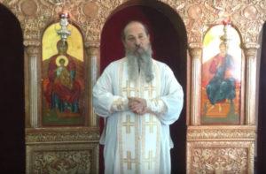 """""""Evlavia în Ortodoxie nu se exprimă prin prisma lui Cain"""" – de arhimandrit Paisios Papadopoulos"""