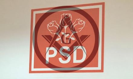 Ritualuri masonice practicate de un lider al PSD