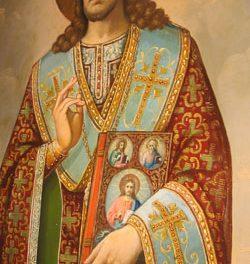 Luna decembrie în 15 zile: pătimirea Sfântului, sfinţitului Mucenic Elefterie