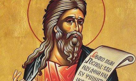 SINAXAR – 1 mai: Pomenirea Sfântului Proroc Ieremia, Sf. Cuv. Mc. Eftimie, Ignatie şi Acachie; Sf. Cuv. Isidora
