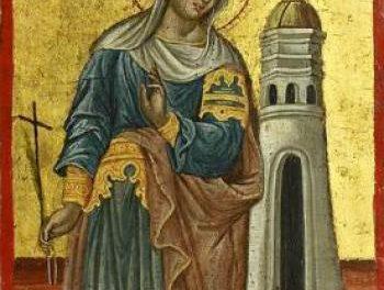 Luna decembrie în 4 zile: Pomenirea Sfintei Mare Muceniţe Varvara (†306)