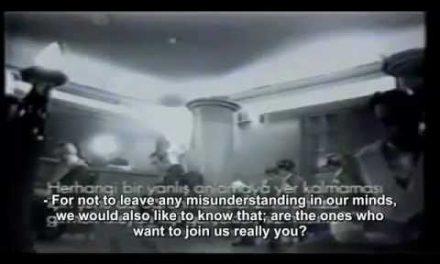 Video: RITUAL MASONIC FILMAT ÎN TURCIA. Prima parte – INIȚIERE. A doua parte – ÎNCHINARE LA LUCIFER