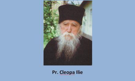 Fapte și cuvinte de învățătură din viața Părintelui Cleopa Ilie