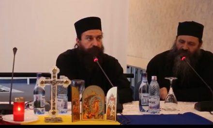 Conferinţă – Arad – Părinţi Athoniţi – Gheron SAVA LAVRIOTUL – 21 aprilie 2017