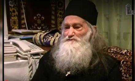 16 iunie – Pomenirea Sfântului Mărturisitor Justin Pârvu. Video: scurt metraj autobiografic – Ce-a fost odată Petru Vodă