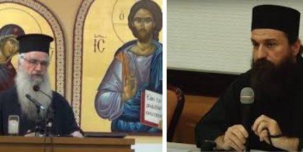 Pr. Prof. Dr. Teodoros Zisis și Gheron Sava Lavriotul – uniți în Hristos și în lupta cu panereziaecumenistă
