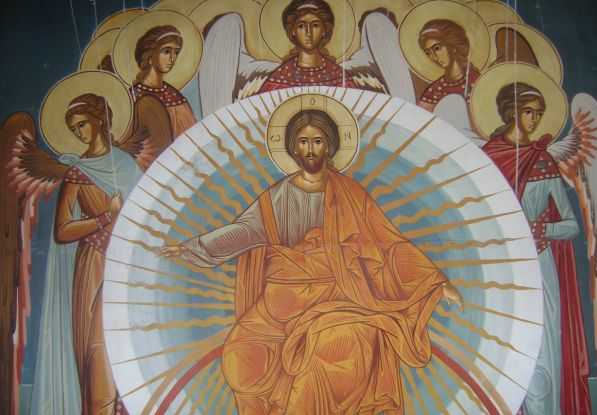 SFÂNTUL EFREM SIRUL – A DOUA VENIRE A DOMNULUI, SFÂRȘITUL LUMII ȘI VENIREA LUIANTIHRIST