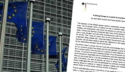 Televiziunea poloneză de stat prezintă un document despre planul Germaniei: UE, superstat, țările își pierd independența, nu mai au dreptul la propria armată, servicii speciale sau monedă proprie