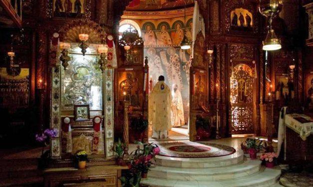 Comuniunea dintre îngeri și oameni din cadrul Bisericii în viziunea Sfântului Efrem Sirul
