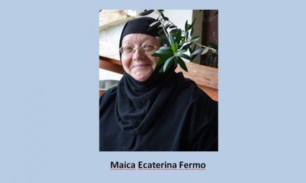 Maica Ecaterina Fermo: Scrisoare către neamul meu
