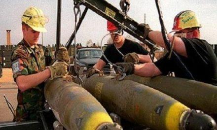 15 tone de uraniu sărăcit aruncate peste Serbia. TOATE statele NATO care i-au bombardat pe sârbi în 1999, date în judecată de o echipă internațională de avocați
