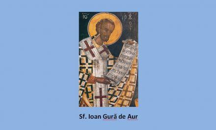 Sfântul Ioan Gură de Aur – Lupta pentru mântuire