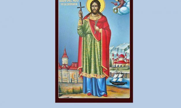 SINAXAR – 2 iunie – Sf. Mare Mucenic Ioan cel Nou, ocrotitorul orașului Suceava și pomenirea celui între sfinţi Părintele nostru Nichifor Mărturisitorul, patriarhul Constantinopolului.