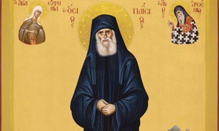 """Sfântul Paisie Aghioritul: """"Cu toate forțele împotriva sinodului tâlhăresc din Creta"""""""