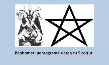 STEAUA (PENTAGRAMA) va fi un simbol extrem de important în vremea ANTIHRISTULUI …