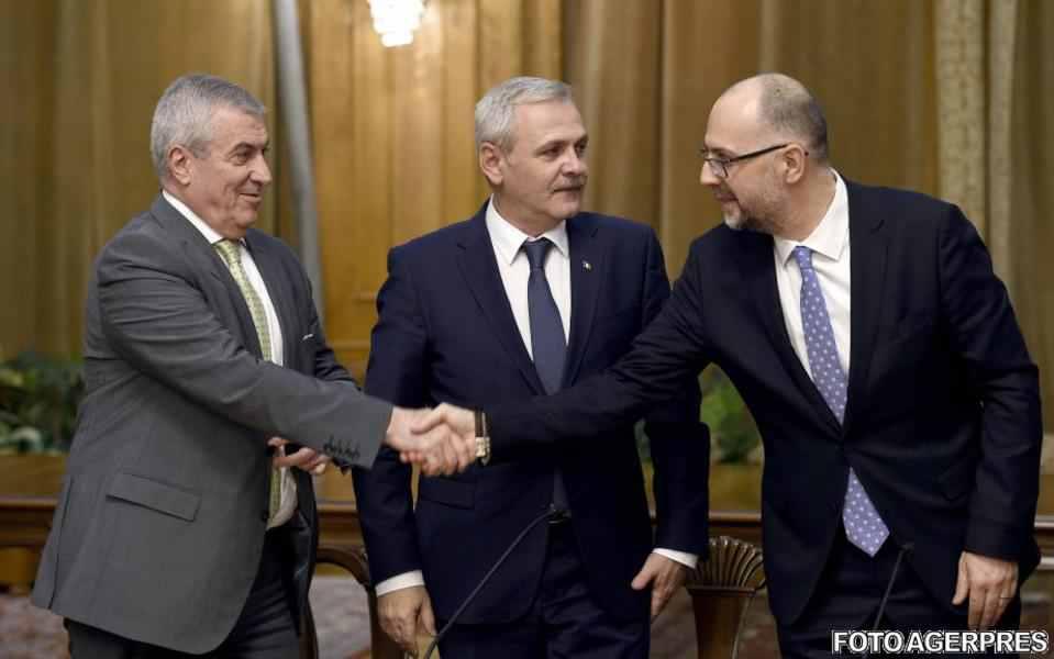 PSD-ALDE a acceptat trocul cu UDMR, trecând pe repede înainte prin Senat DOUĂ proiecte anti-naționale
