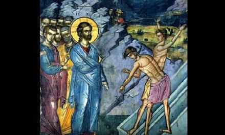 Predica Părintelui Spiridon la Duminica Vindecării celor doi demonizați din Gadara