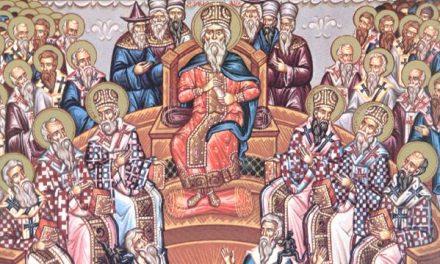 Pomenirea celor 630 de Sfinți Părinți de la Sinodul IV Ecumenic (16 iulie). Erezia monofizită. Sinodul tâlhăresc de la Efes și mărturisirea de credință a Sfinților Părinți de la Calcedon