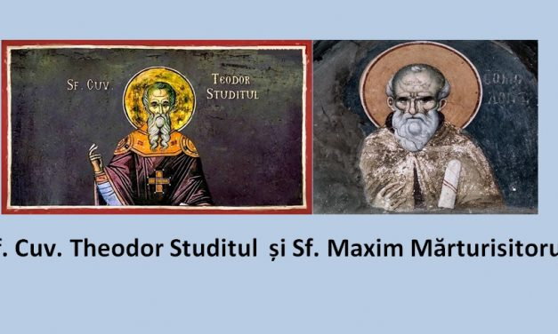 Sf. Theodor Studitul și Sf. Maxim Mărturisitorul – atitudini față de erezie
