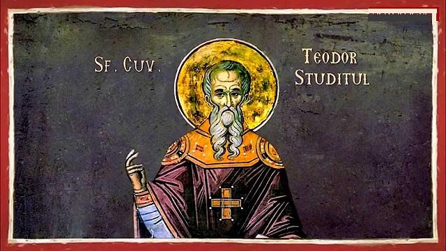 Învățătura Sfântului Teodor Studitul normativă pentru situația actuală a Bisericii