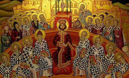 Pr. Ciprian Ioan Staicu – Predică la Duminica Părinților de la Sinodul VII Ecumenic