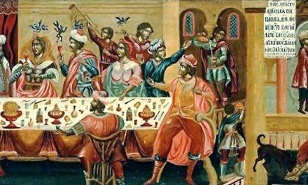 Pr. Ciprian Staicu – predică la duminica pildei bogatului și a lui Lazăr – 5 noi 2017