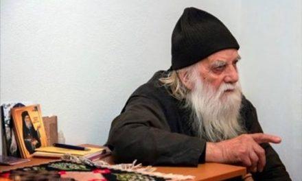 """VIDEO: Părintele IULIAN de la PRODROMU (Athos) despre """"MARELE SINOD"""" / NU MAI TREBUIE POMENIȚI / Nu suntem schismatici, ci prigoniți / Nu-i valabilă caterisirea / Nu avem voie sătăcem"""