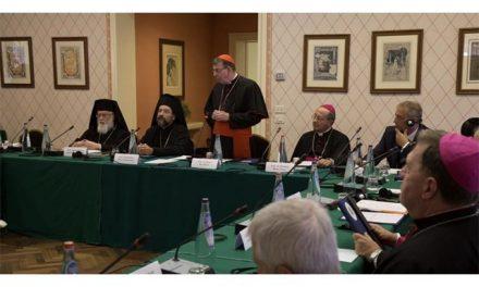 TRĂDARE: Reprezentanții ortodocși RECUNOSC PRIMATUL PAPAL în documentul Comisiei mixte catolico – ortodoxe de laChieti