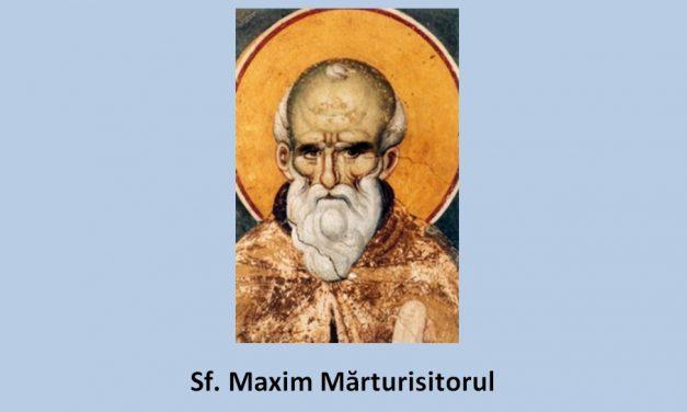 Sfântul Maxim Mărturisitorul – despre importanța mărturisirii Ortodoxiei