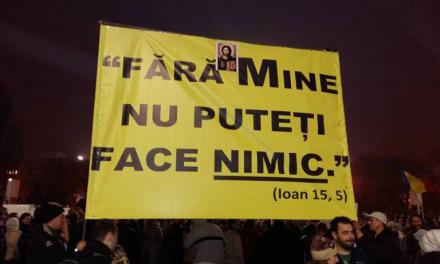 """""""Fără Mine nu puteți face nimic"""" (Ioan 15, 5)"""