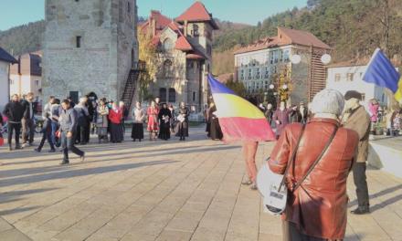 Judetul Neamț spune STOP, legii vaccinării FORȚATE. Un nou PROTEST va avea loc duminică, 12 noiembrie