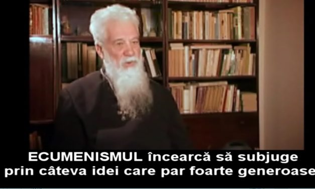 Părintele Gheorghe Calciu – esențe