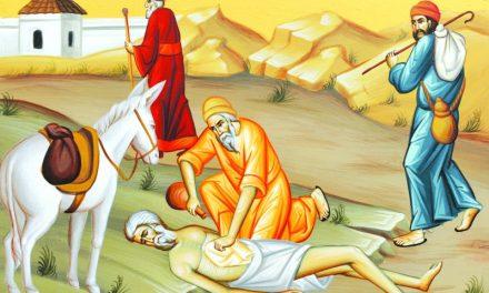 Pr. Ciprian Staicu – Predică la pilda samarineanului milostiv – 12 noiembrie 2017