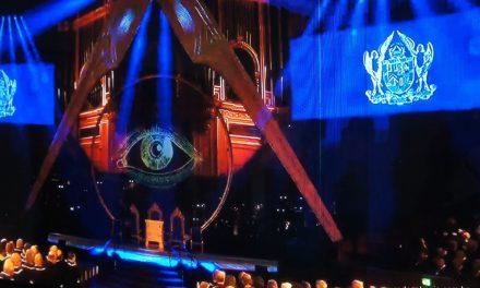 Video: Francmasoneria sărbătorind 300 de ani de existență. Planul de subjugare a omenirii, aproape îndeplinit