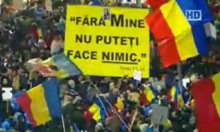 """Să spunem hotărât: """"NU CORUPȚIEI!"""" (efectului), dar mai întâi să spunem hotărât: """"NU PĂCATULUI!"""" (cauza tuturor bolilor între care și corupția) – întorcându-ne la Hristos Dumnezeu-Omul – CALEA, ADEVĂRUL ȘI VIAȚA, întorcându-ne la Ortodoxie"""