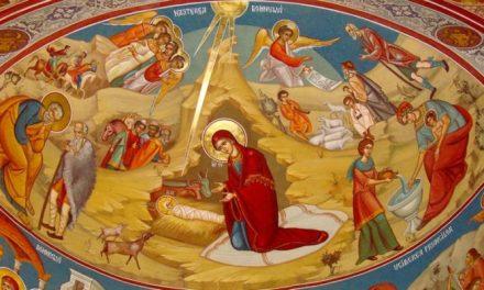 Predica Părintelui Ciprian Ioan Staicu din a 2-a zi de Crăciun – 26 decembrie 2017