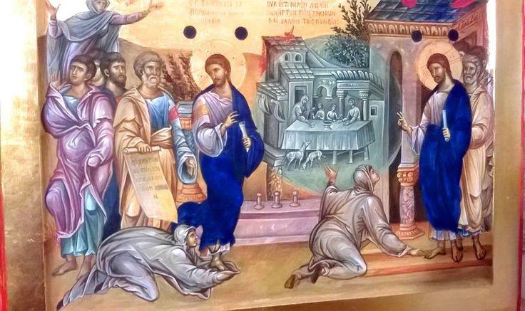 Predica Părintelui Ciprian Ioan Staicu la Pilda Cinei – 17 decembrie 2017