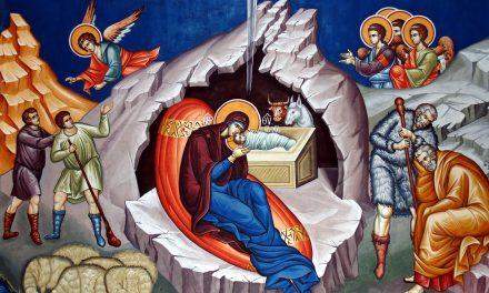 Predica Părintelui Ciprian Ioan Staicu la Praznicul Nașterii Mântuitorului Hristos – 25 decembrie 2017