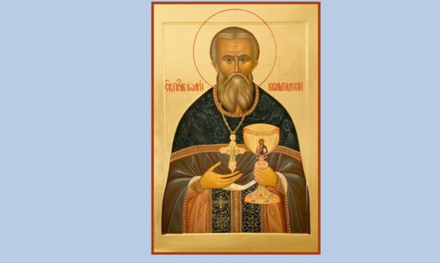 Sotnia Neagră, Sfântul Ioann de Kronştadt şi evreii