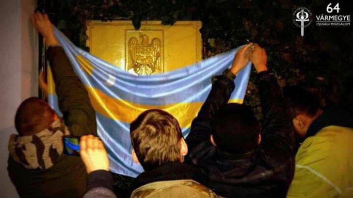 Fără precedent! Ambasada României din Budapesta, atacată. Autoritățile române, lipsite total de reacție.