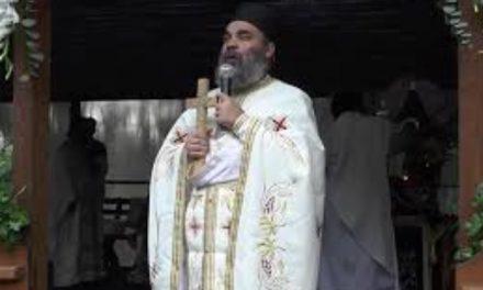Predica Părintelui Ciprian Ioan Staicu la Praznicul Sfântului Ioan Botezătorul – 7 ianuarie 2018