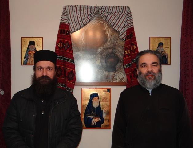 Predica Părintelui Ciprian Ioan Staicu rostită la intrarea în noul an 2018