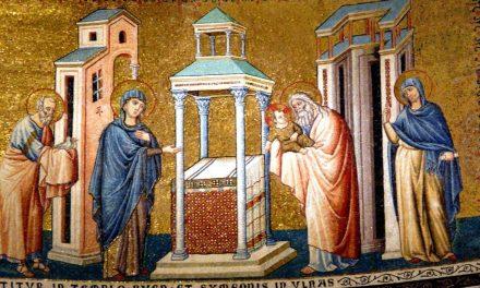 Predica Părintelui Ciprian Staicu la Întâmpinarea Domnului – 2 februarie 2018