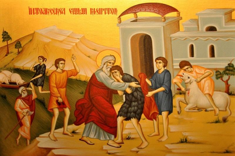 """Pilda fiului risipitor – chintesența Evangheliei – distruge inovația """"părtășiei la ereziei"""" și pe cea a pierderii harului în mod automat, fără o condamnare sinodală panortodoxă sau ecumenică"""