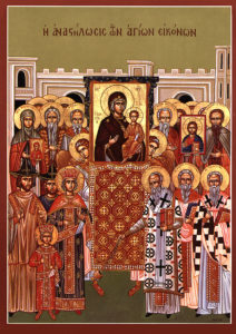 Predică a Sfântului Justin Popovici la praznicul Duminicii Ortodoxiei