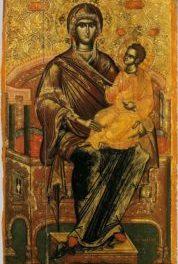 Tâlharul și Acatistul Buneivestiri