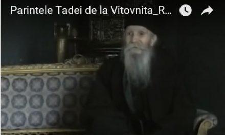 Părintele Tadei – Când tot ce este bun te bucură